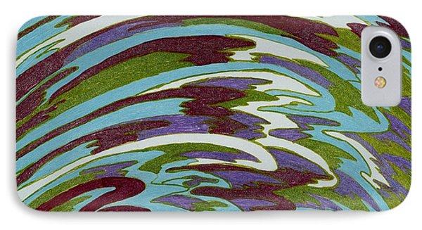 Calypso Phone Case by Lesa Weller