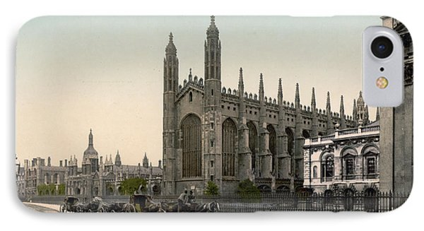 Cambridge - England - Kings College Phone Case by International  Images