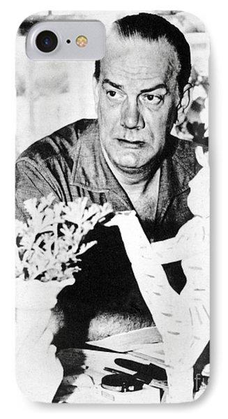 Camilo Cela (1916-2002) Phone Case by Granger