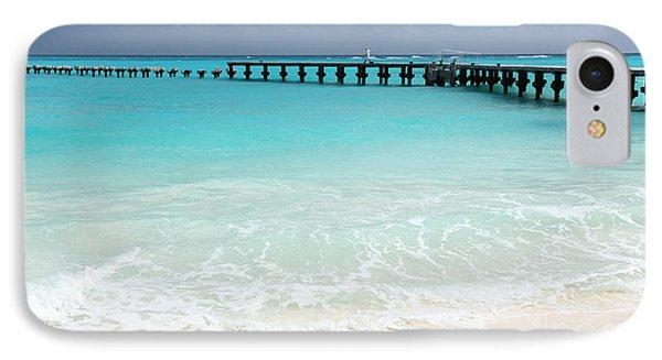 Cancun IPhone Case by Milena Boeva