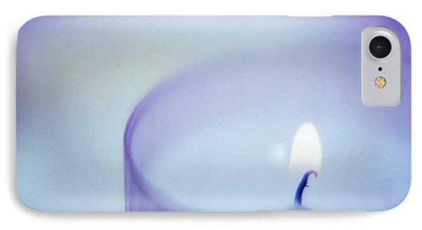 Candle Phone Case by Cristina Pedrazzini