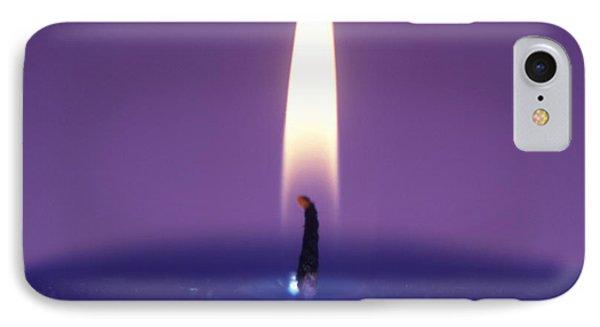 Candle Flame Phone Case by Cristina Pedrazzini