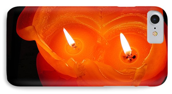 IPhone Case featuring the photograph Candle Photo by Colette V Hera  Guggenheim