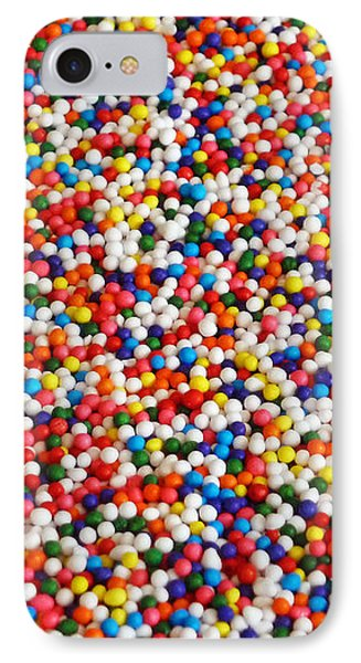 Candy Balls Phone Case by Methune Hively