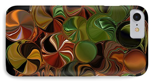 Candy Dish IPhone Case by Steven Richardson