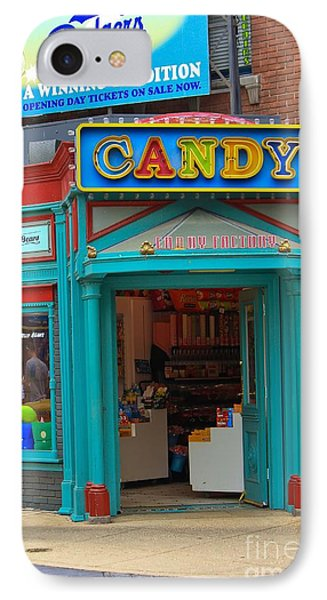 Candy Store Phone Case by Sophie Vigneault