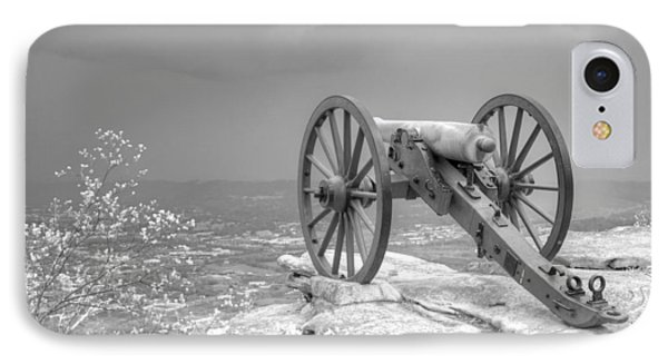 Cannon IPhone Case by David Troxel