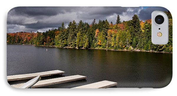 Canoe Lake IPhone Case by Cale Best