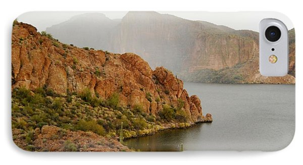 IPhone Case featuring the photograph Canyon Lake by Tam Ryan
