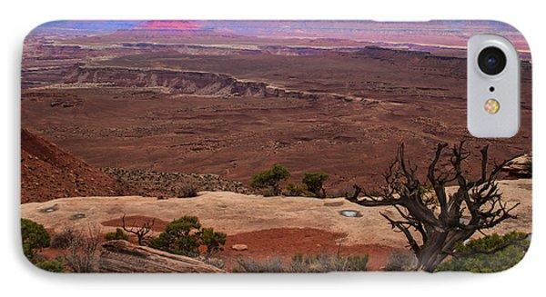 Canyonland Overlook Phone Case by Robert Bales