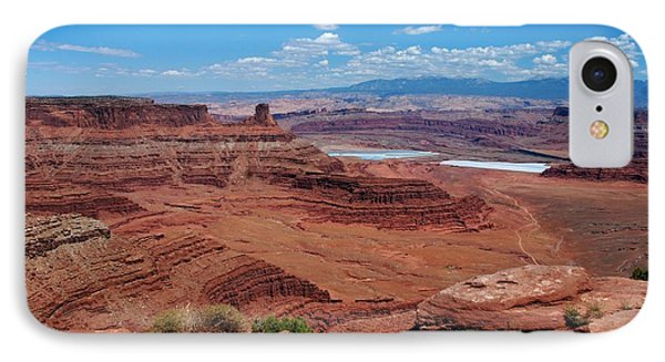 Canyonlands IPhone Case by Dany Lison