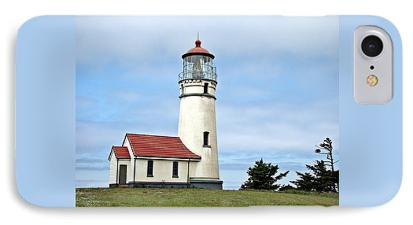 IPhone Case featuring the photograph Cape Blanco Lighthouse by Nick Kloepping
