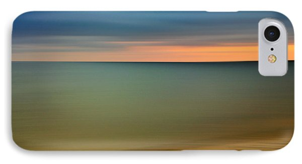 Cape Cod Sunset- Abstract  IPhone Case