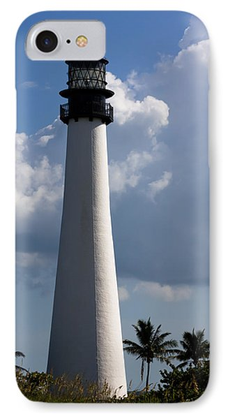 Cape Florida Lighthouse Phone Case by Ed Gleichman