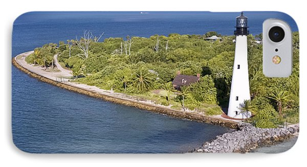Cape Florida Phone Case by Patrick M Lynch