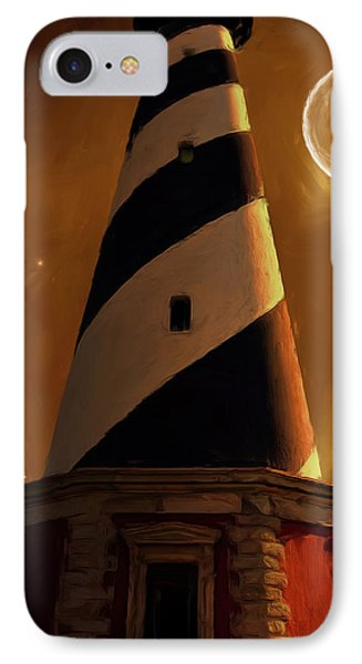 Cape Hatteras IPhone Case by Lourry Legarde