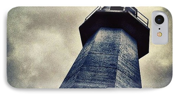Cape Spear, Newfoundland Lighthouse IPhone Case by Christopher Campbell