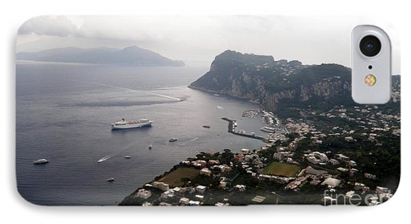 IPhone Case featuring the photograph Capri  9 by Tanya  Searcy