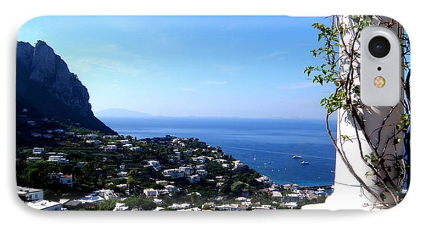 IPhone Case featuring the photograph Capri by Tanya  Searcy