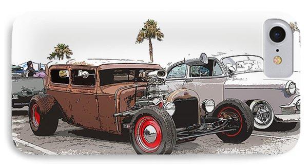 Car Show Cool Phone Case by Steve McKinzie