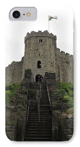 Cardiff Castle IPhone Case