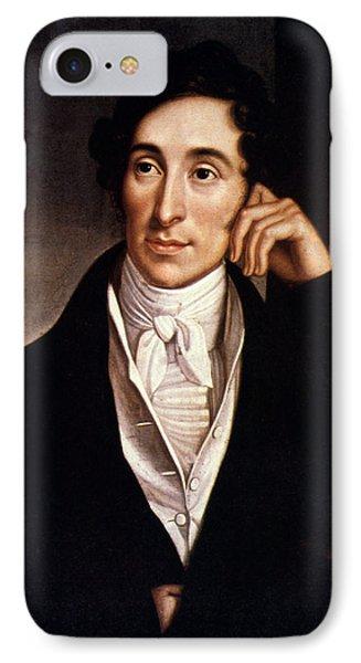 Carl Maria Von Weber Phone Case by Granger