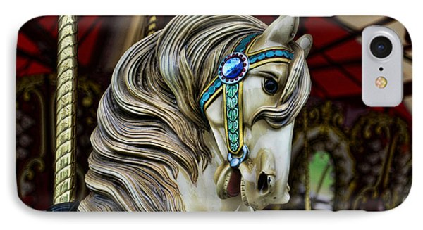 Carousel Horse 3 Phone Case by Paul Ward