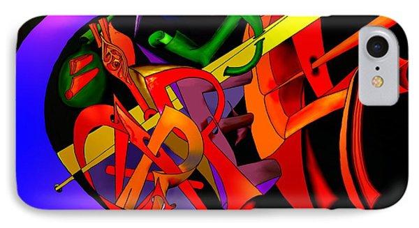 Carpe Diem IIi Phone Case by Helmut Rottler