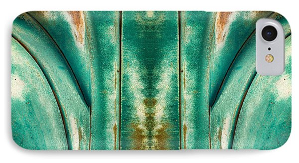 Carschach001 IPhone Case by Tony Grider