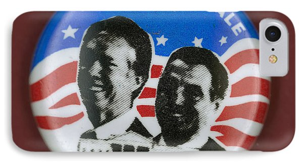 Carter Campaign Button Phone Case by Granger
