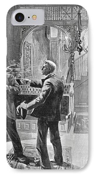 Carter Henry Harrison Phone Case by Granger