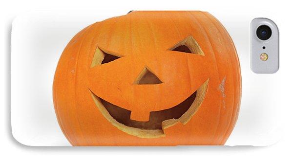 Carved Pumpkin IPhone Case by Oleksiy Maksymenko