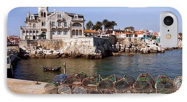 Cascais Bay Phone Case by Carlos Caetano