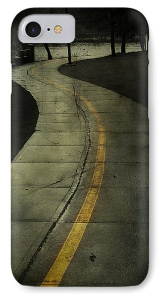 Casledowns Road  Phone Case by Jerry Cordeiro