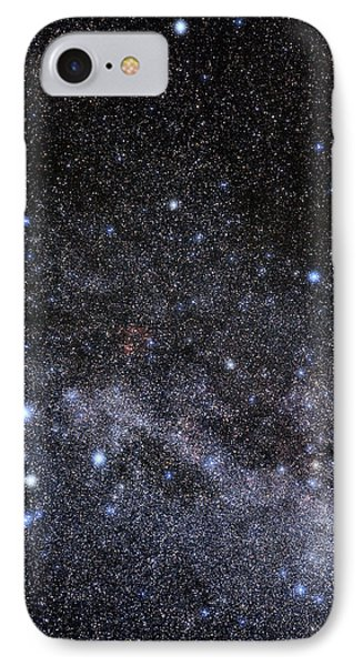 Cassiopeia And Cepheus Constellations Phone Case by Eckhard Slawik
