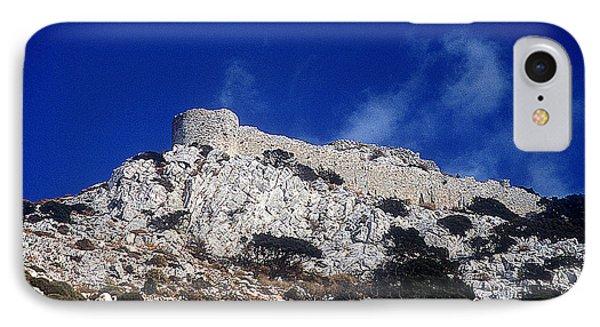 Castle Apalirou Phone Case by Andonis Katanos