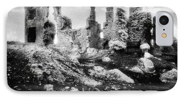 Castle Lyons Phone Case by Simon Marsden