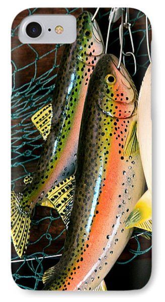 Catch Of The Day Phone Case by Karon Melillo DeVega