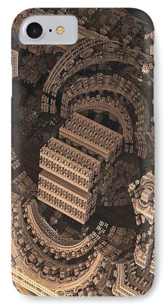 Cathedral 1 Detail IPhone Case by Jacob Bettany