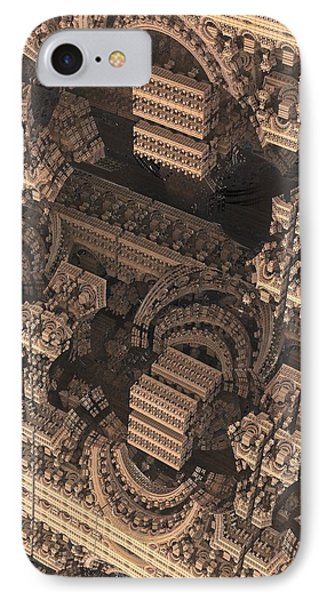 Cathedral 1 IPhone Case by Jacob Bettany