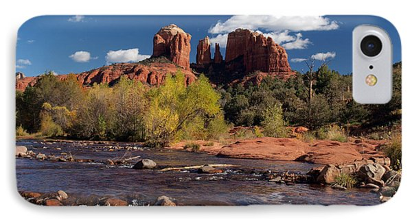 Cathedral Rock Sedona IPhone Case