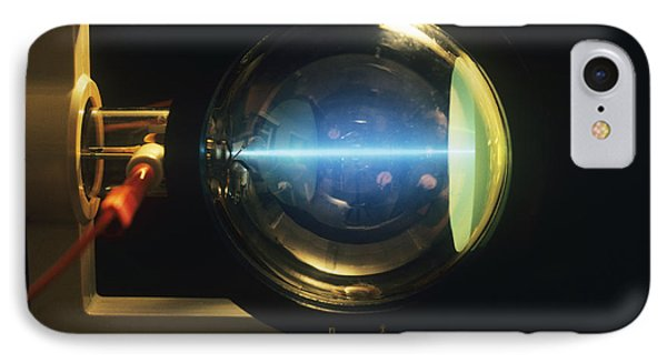Cathode Ray Tube IPhone Case by Andrew Lambert Photography