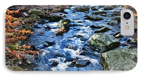 Catoctin Stream Phone Case by Stephen Younts