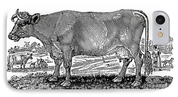 Cattle Phone Case by Granger