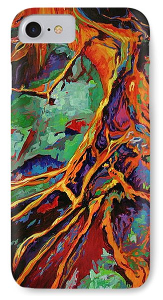 Cedar Roots IPhone Case