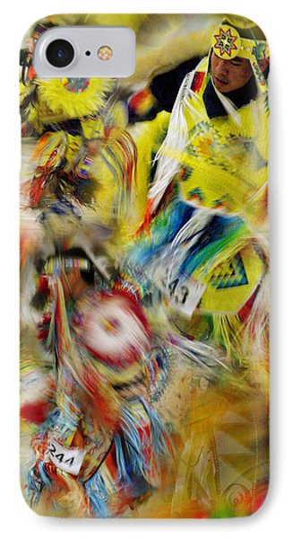 IPhone Case featuring the photograph Celebration Of Nations by Vicki Pelham
