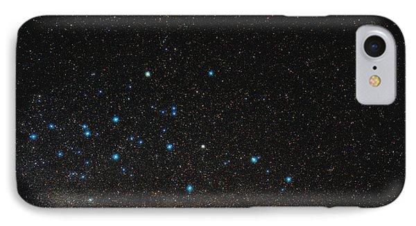 Centaurus Constellation Phone Case by Eckhard Slawik