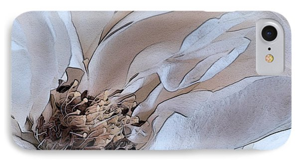 Centerfold Phone Case by Susan Smith