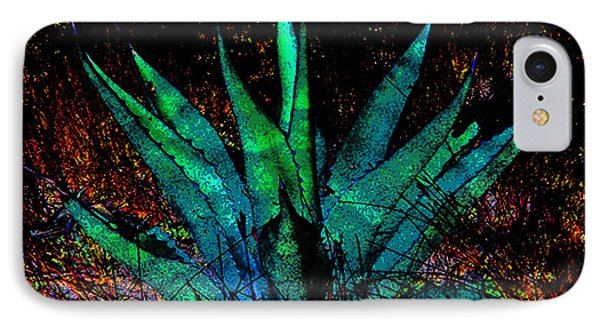 Century Plant IPhone Case by Louis Nugent