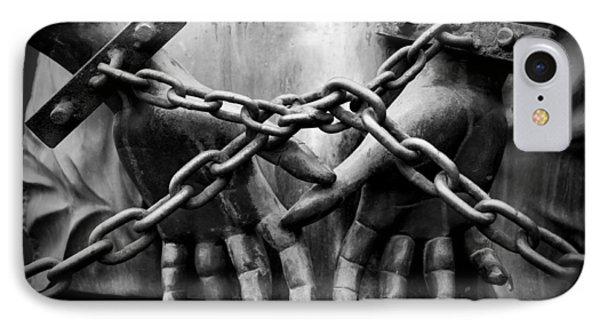 Chains Phone Case by Fabrizio Troiani